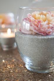 Sand Vases For Wedding Best 25 Sand Centerpieces Ideas On Pinterest Beach Centerpieces