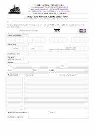 card credit card payment form