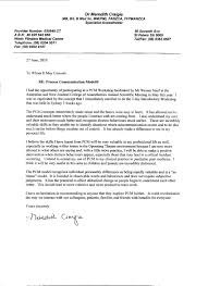 College Application Recommendation Letter Sample Recommendation Letter Exchange Student Example Cover Letter