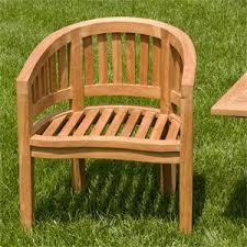 Teak Patio Chairs Orlando Teak Outdoor Chair Outdoor