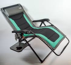 Zero Gravity Chair With Side Table Listening To Relaxed With Zero Gravity Chairs Myhappyhub