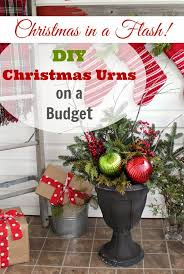 diy urns on a budget the creek line house