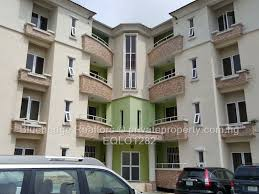 3 bed block of flats for sale in by pinnock beach estate osapa