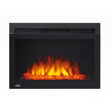 napoleon cinema series 24 in electric fireplace insert nefb24hg