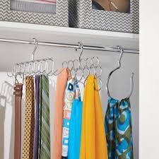 amazon com interdesign axis closet storage organizer rack for