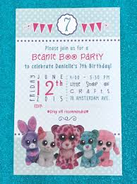 beanie boo bonanza lee events