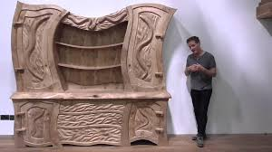 groundbreaking bespoke handmade kitchen furniture youtube