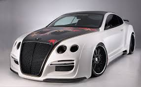 customized bentley sema 2008 asi tetsu gtr based on bentley continental gt