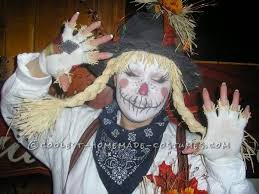 Scary Scarecrow Costume 196 Best Halloween Images On Pinterest Halloween Stuff