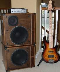 Diy Bass Cabinet Fearful Enclosures For Bass Drums Keys