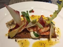 cours de cuisine lyon bocuse entré shrimp photo de ecole de cuisine de l institut paul bocuse