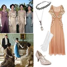 Victorian Style Halloween Costumes Upstairs Downstairs 2 Ways Channel Downton Abbey