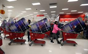 target black friday 15 more people shop on thanksgiving lowering black friday turnout