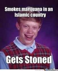 Marijuana Meme - bad luck brian smokes some marijuana by sqqsqs123 meme center