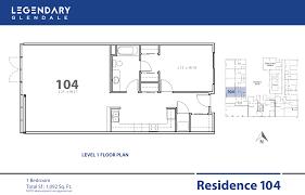 1 Bedroom Floor Plans by Cottonwood House Webshoz Com