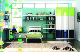lime green room designs 9007