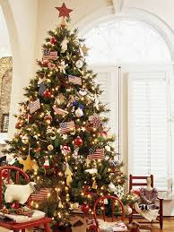 Christmas Tree Decorated With Stockings by 25 Beautiful Christmas Tree Decorating Ideas