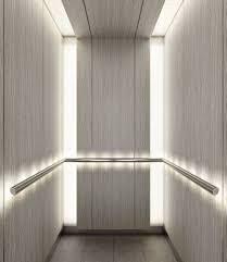 elevator lobby and interior cab interior design ideas vida