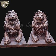 metal lion sculpture china brass statue of lion wholesale alibaba