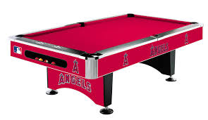 Pool Table Supplies by Los Angeles Angels Pool Table