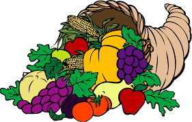 thanksgiving meal clipart pictures of cornucopia free download clip art free clip art