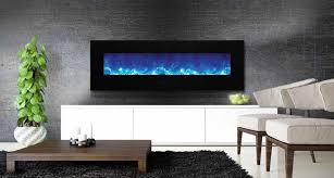 Electric Fireplace For Wall by Amantii Wm Fm 60 7023 Bg Wall Mount Flush Mount Electric
