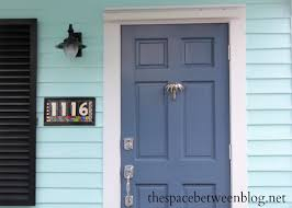the color is martha stewart blue suede color matched in behr
