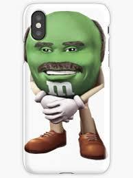 Phone Case Meme - dr phil m m meme iphone cases skins by godtiermeme redbubble