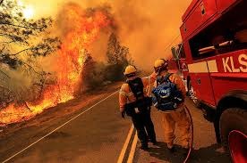 Wildfire Case Drop Rate by Wildfire Forces Evacuations In Remote Part Of Napa County Sfgate