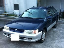 1995 toyota corolla station wagon used corolla wagon cars jpn car name for sale burma mogok
