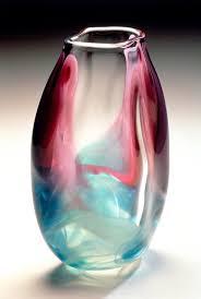 Decorative Glass Stones For Vase 263 Best Glass Art Vases Images On Pinterest Glass Vase Glass