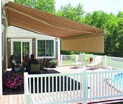 Retractable Awning With Bug Screen Gallery Shading Texas