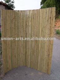 backyard x scapes bamboo fence home outdoor decoration