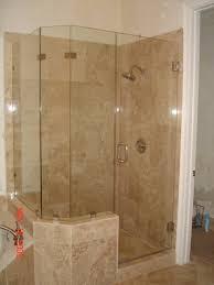 tempered glass shower door frameless shower doors