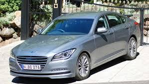 hyundai genesis road test review 2015 hyundai genesis review and road test