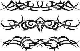 tribal designs stock vector more images of abstract