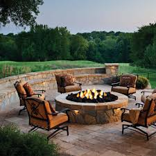 Outdoor Living Furniture by Outdoor Living Spaces Kitchens Fireplaces And More Southern
