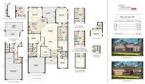 Casa Bella Floor Plan Fiddler U0027s Creek U2013 Oyster Harbor Village