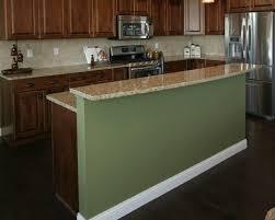 Kitchen Island Cabinets Kitchen Amusing Kitchen Island Back Panel Inspiring Kitchen