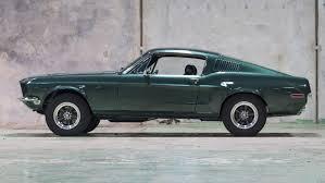 2001 mustang bullitt specs bullitt spec 1968 ford mustang fastback drivetribe