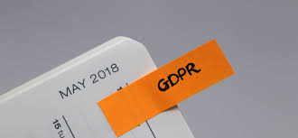 35 Things You Can Design - five things you should know about gdpr inc com