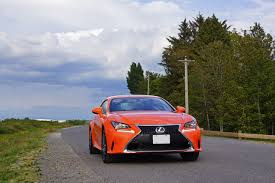 lexus rc awd 2016 lexus rc 300 awd f sport road test review carcostcanada