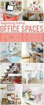 inspiring home office decor ideas for her