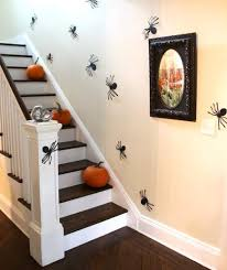 Decorate Your Home For Halloween 10 Creative Places To Decorate Your House For Halloween Real Simple