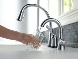 kitchen faucets touch breathtaking delta touchless kitchen faucet fantastic delta touch