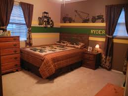 Boys Bedroom Paint Ideas by Best 25 John Deere Bedroom Ideas On Pinterest John Deere Room