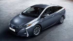toyota prius plug in hybrid evolution