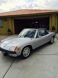old porsche 914 1974 porsche 914 time capsule barn find 2 owner survivor