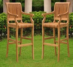 Modern Outdoor Wood Furniture Teakwood Patio Furniture