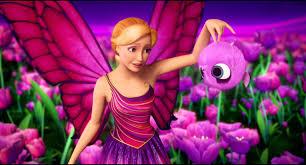 barbie mariposa fairy princess trailer